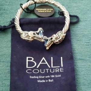 Bali handmade SS bracelet
